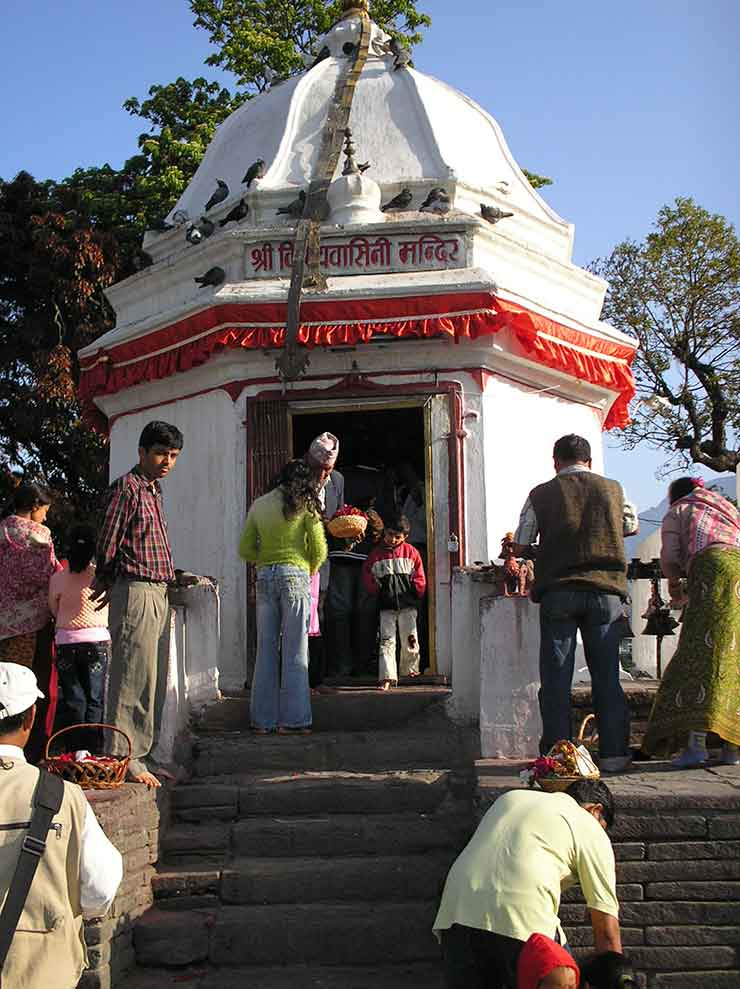 Places to visit in Pokhara Nepal Bindhyabasini Temple