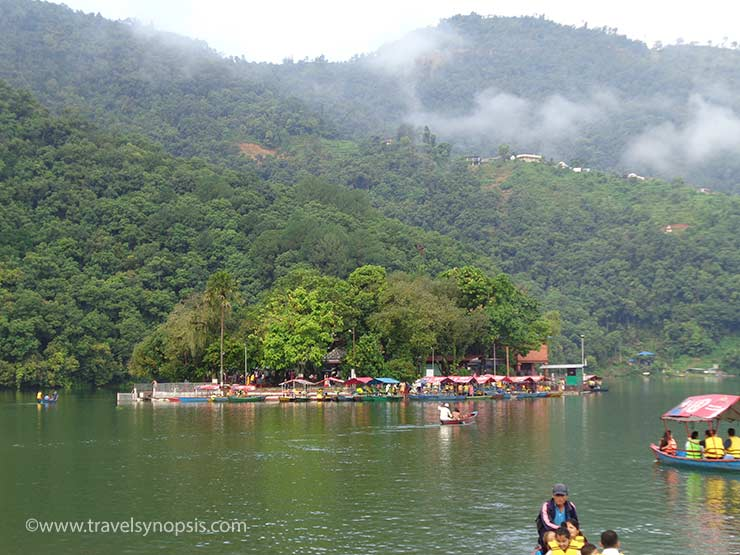 Things to do in Pokhara Tal Barahi Temple