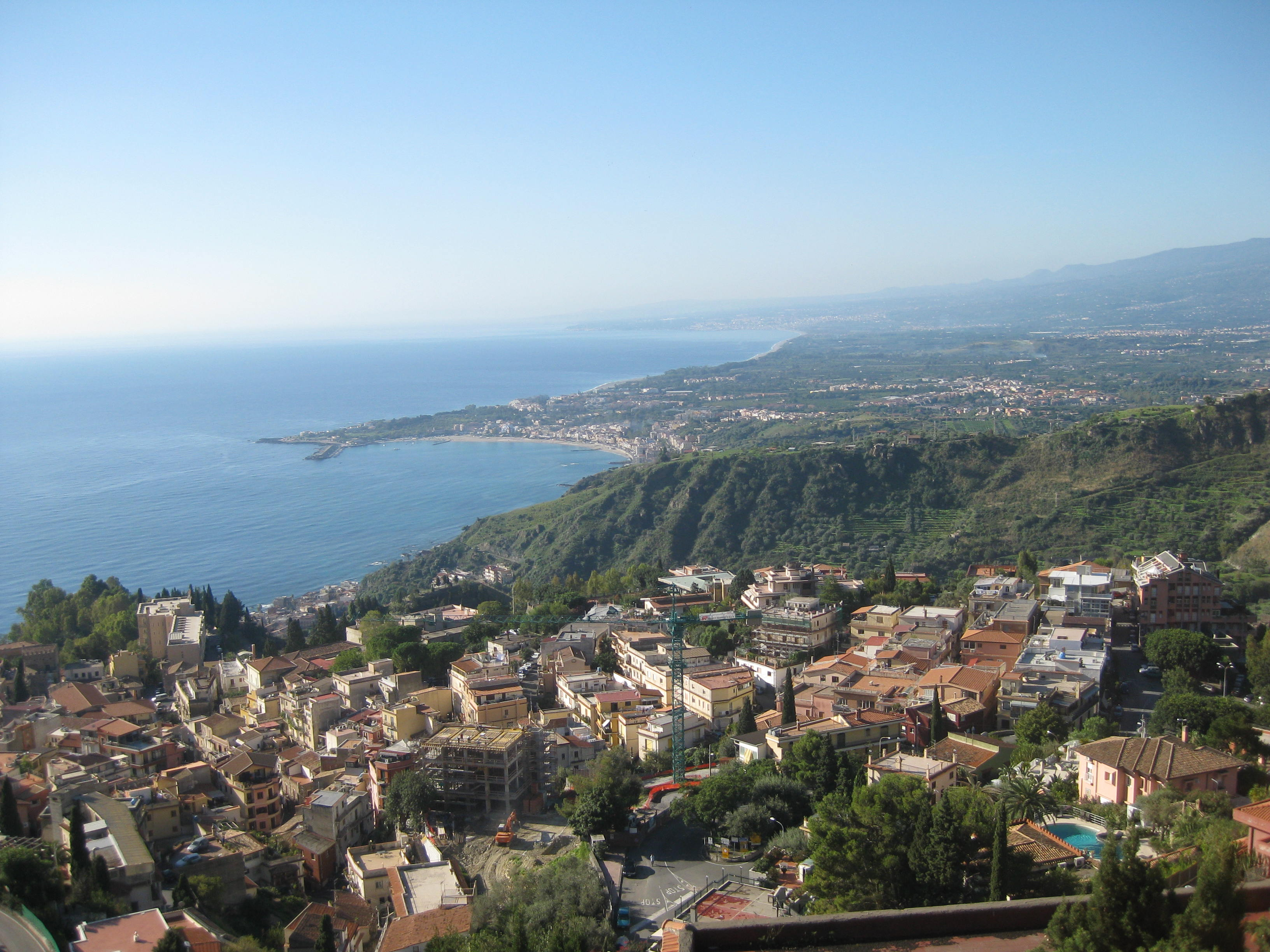 Spectacular sicily a trip to taormina travel tawk blog for Taormina sicilia