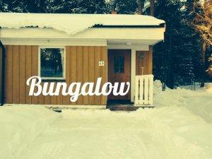 Sweden Östersund Bungalow