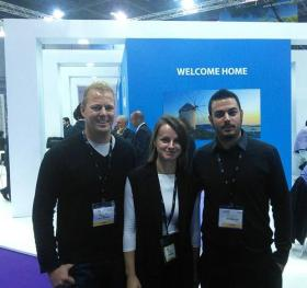 Us at #wtm2014