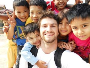 wout and kids