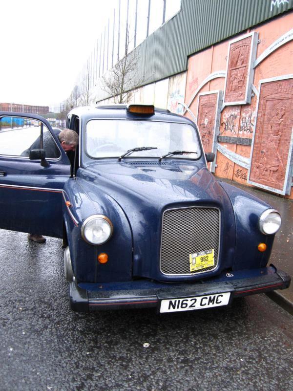 Taxi Tour
