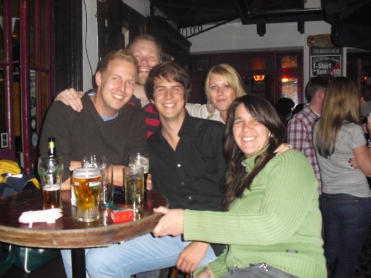 After work Brazen Head Dublin Abbey Tours