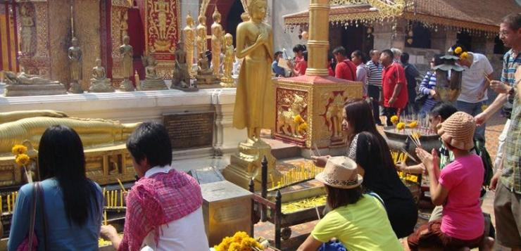 One month in Chiang Mai: Between Buddhism & partying