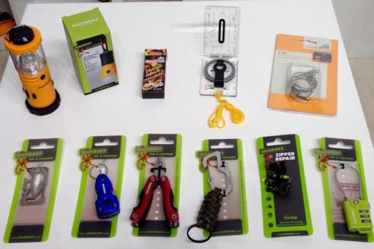 Munkeez Travel Gadgets