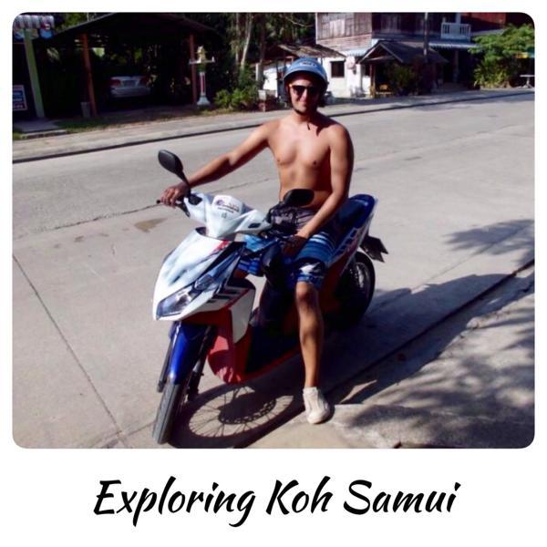 Koh Samui - Scooter