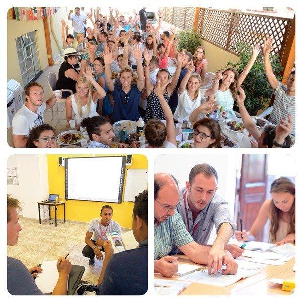 Malta Sprachschule