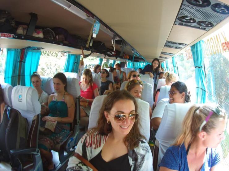 Kerlablogexpress luxury coach