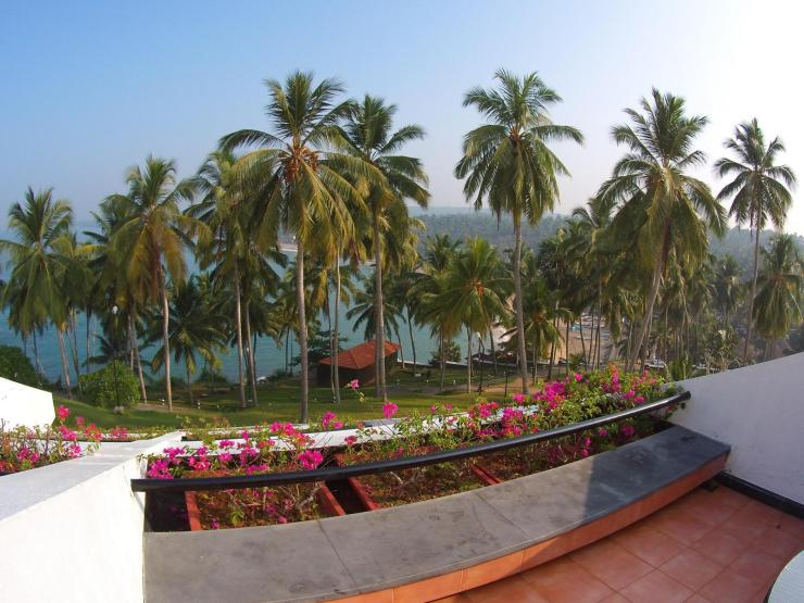 the leela kerala