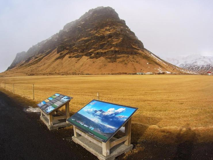 Eyjafjallajokull Vulcano