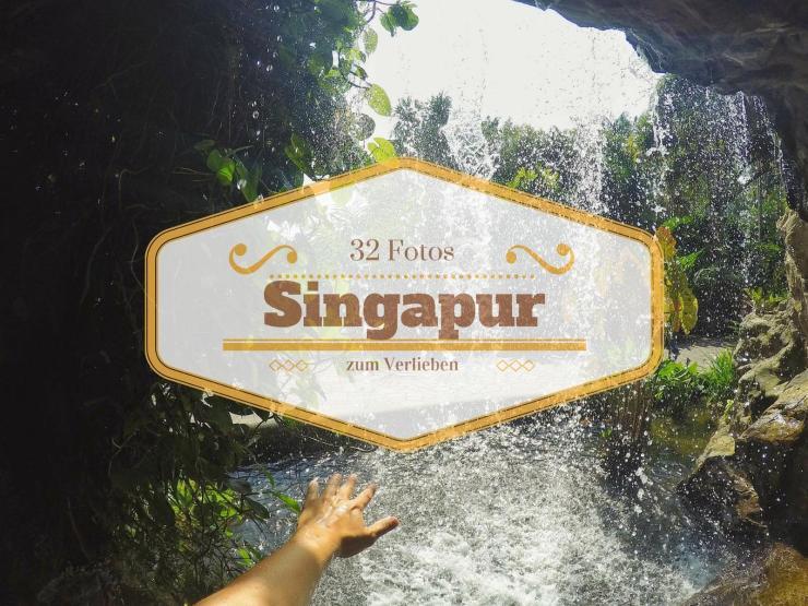 Singapur: 32 Fotos zum Verlieben