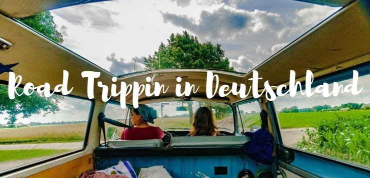 Road Trippin in Deutschland