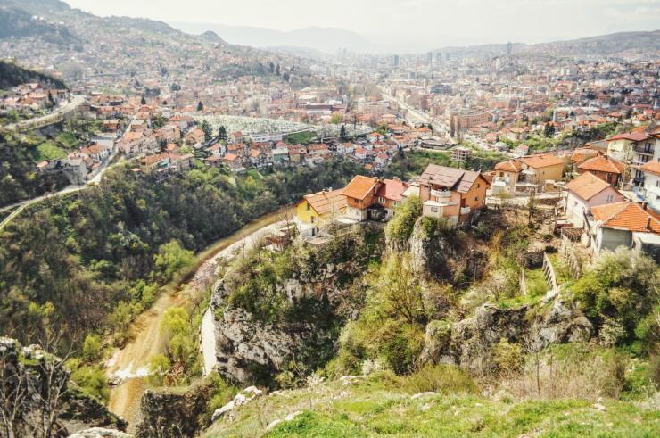 Sarajevo: Simon von unterwegs-reiseblog
