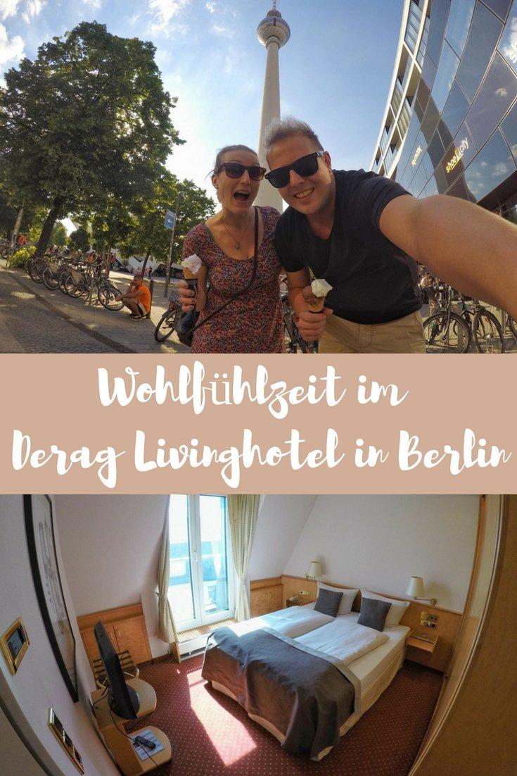 Wohlfühlzeit im Livinghotel Berlin