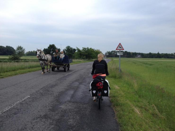 Einsteigertipps für die erste Radreise