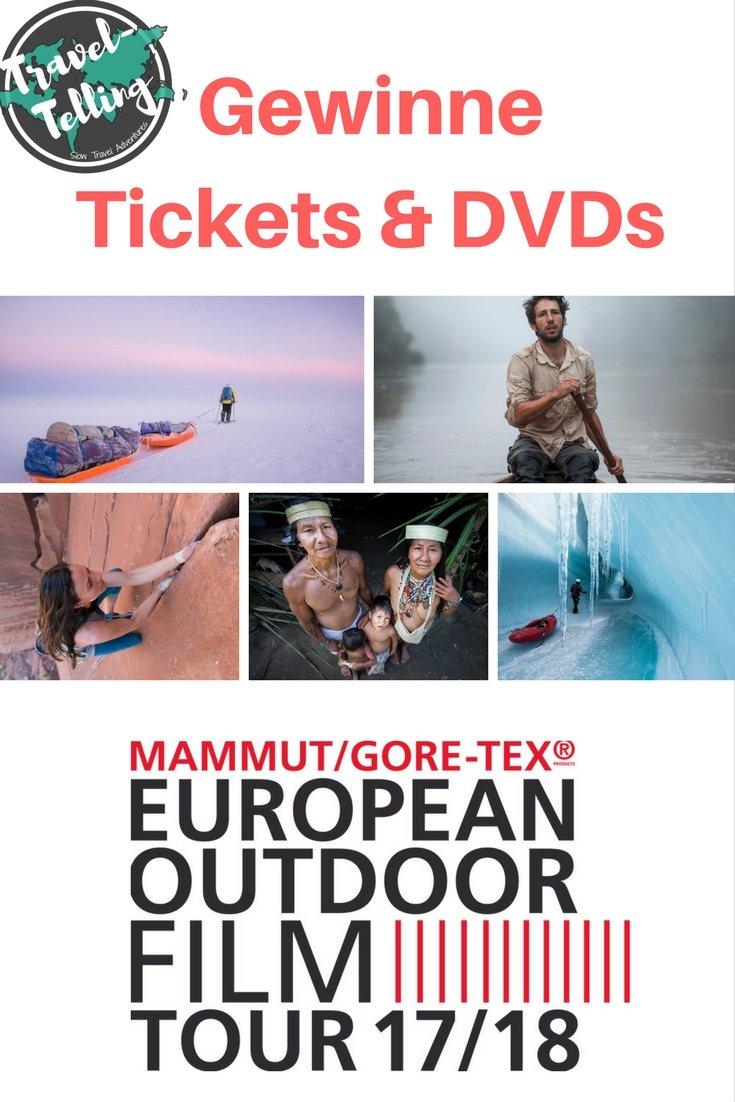 EOFT 2017/2018 Ticket und DVD Gewinnspiel