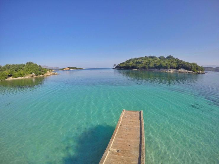 Ksamil und Sarande Reiseblog Erfahrungsbericht