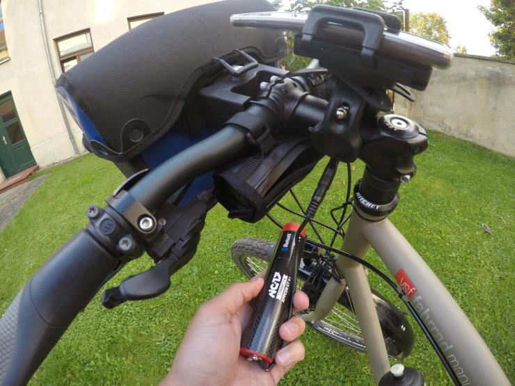 AppCon GT NC 17 Fahrrad USB Stromerzeuger