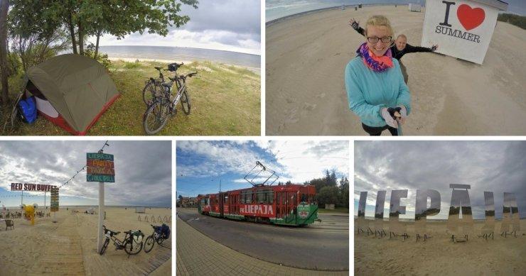Reise mit der Stena Line nach Liepaja in Lettland