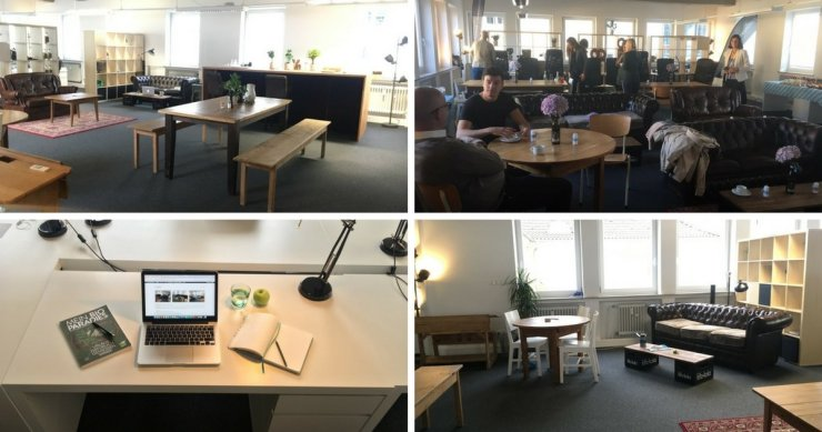 Capo Companies München - Co- Working Space