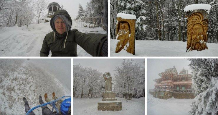 interurlaub in Tschechien - Roznov