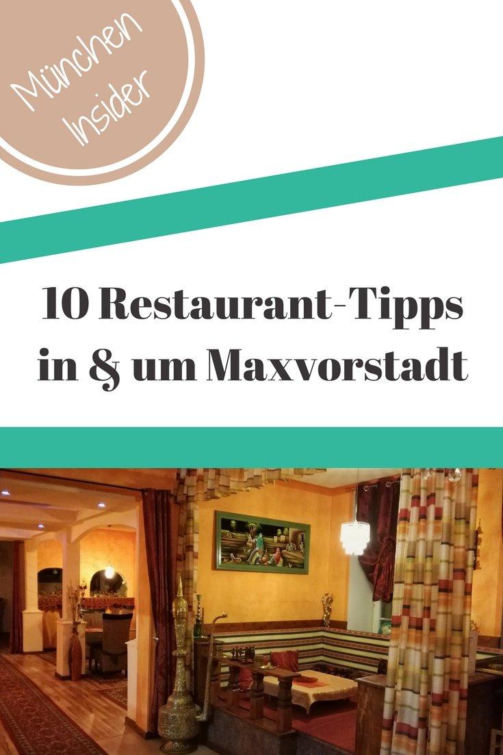 München: Zehn eher unbekannte Restaurants in Maxvorstadt