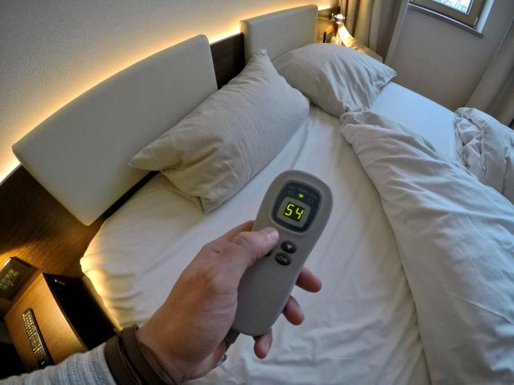 Derag Living Hotel am Viktualienmarkt München Öl-Vital Betten