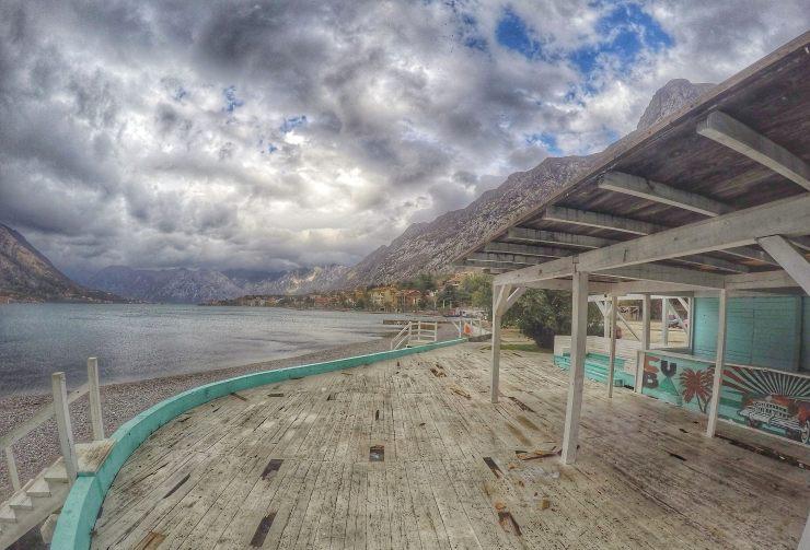 Magischer Ort: Die Bucht von Kotor