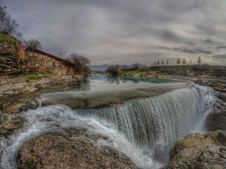 Little Niagara Falls - Wasserfälle in Podgorica