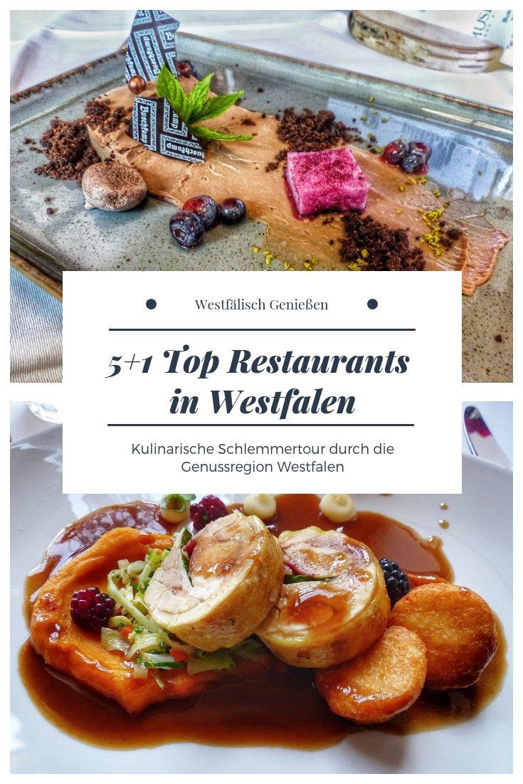 Westfälisch genießen: Die besten Restaurants