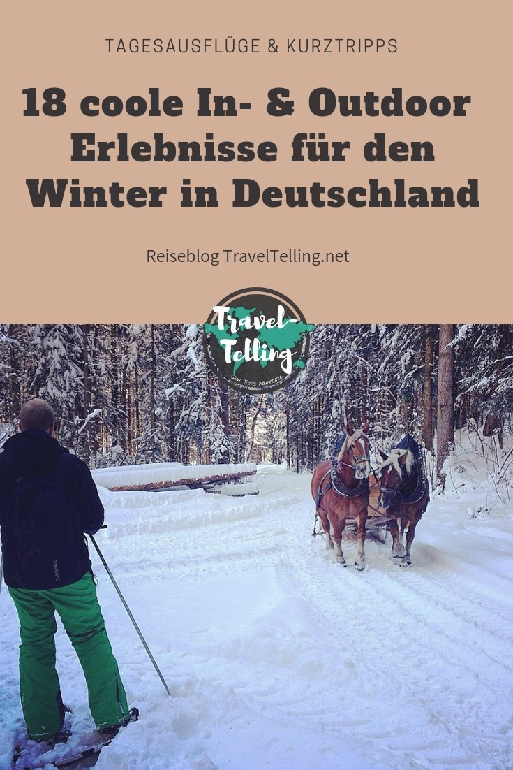 18 coole In- & Outdoor Ideen für den Winter in Deutschland