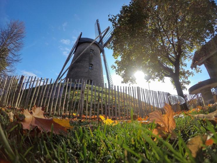 Windmühlen im Münsterland