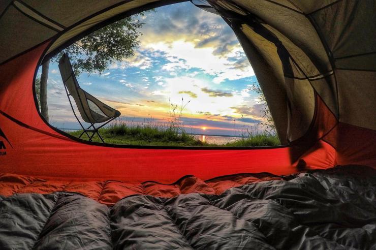 Zeltplätze am Schweriner See