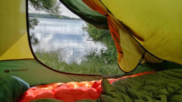 Zelten und Campingplätze rundum Schwerin