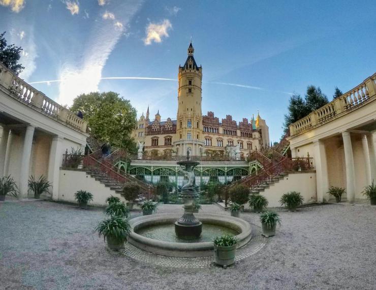 Schweriner Schloss in Schwerin