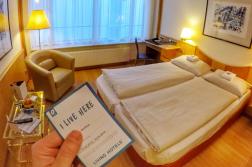 Erfahrungsbericht allergikerfreundliche Hotelzimmer