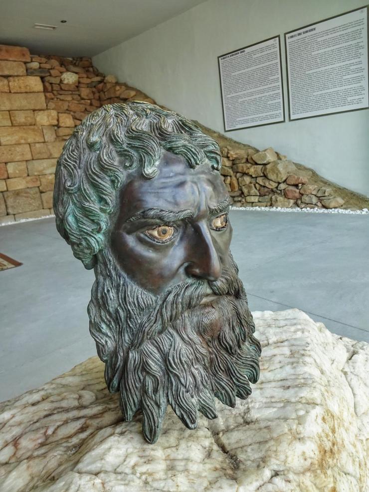 Thrakische Grabhügel - Die Zeitzeugen von Kazanlak