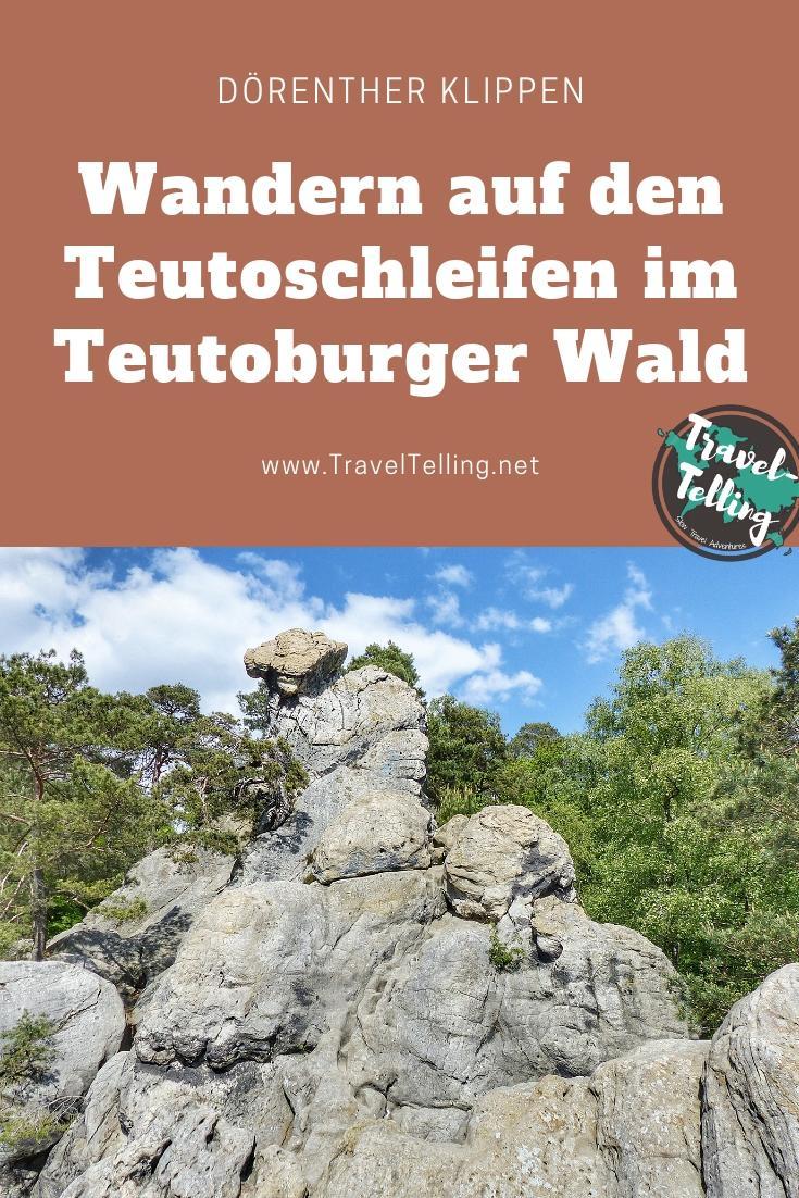 Wanderung auf der Teutoschleife Dörenther Klippen im Teutoburger Wald im Münsterland . #wandern #münsterland #tecklenburgerland #teutoburgerwald