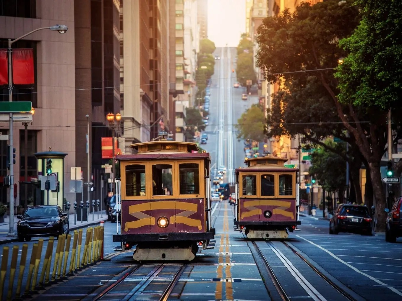 Getting Around San Francisco | San Francisco Travel Guide