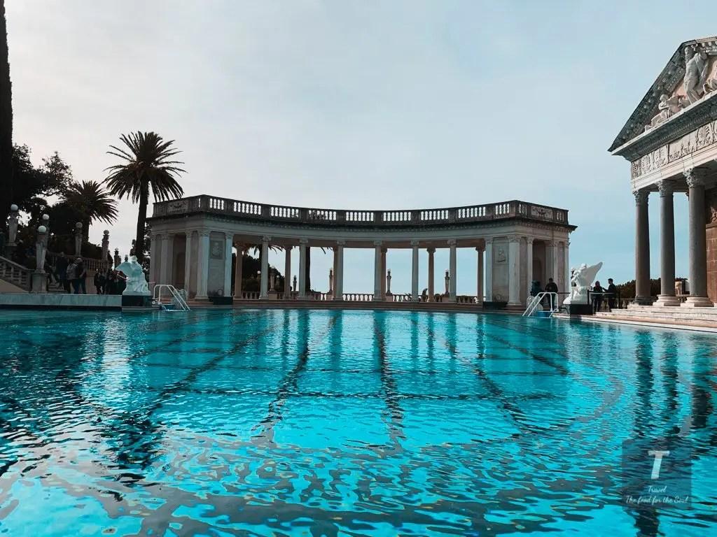 Hearst Castle Neptune Pool | Hearst Castle Travel Guide