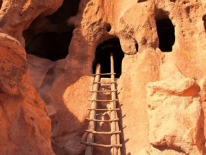 Hiking Trails in Bandelier National Monument