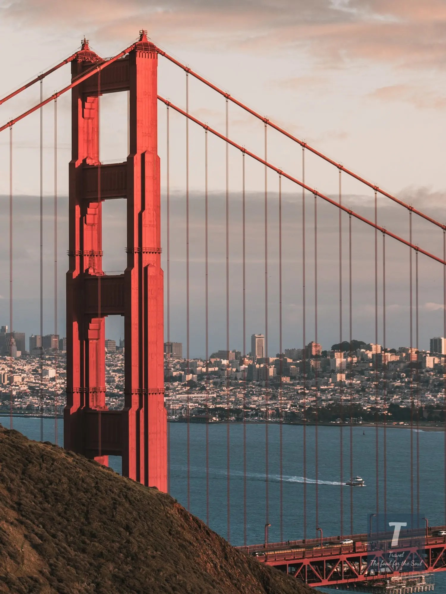 San Francisco Golden Gate Bridge GUIDE