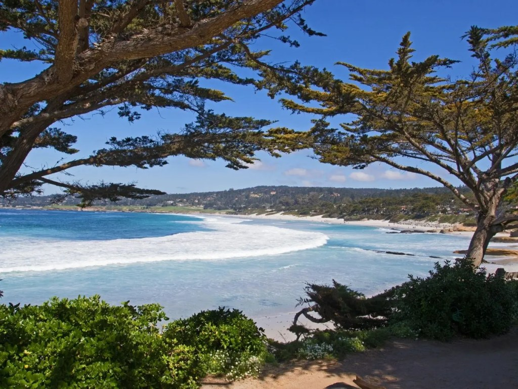 Carmel Beach | Best Beaches in California
