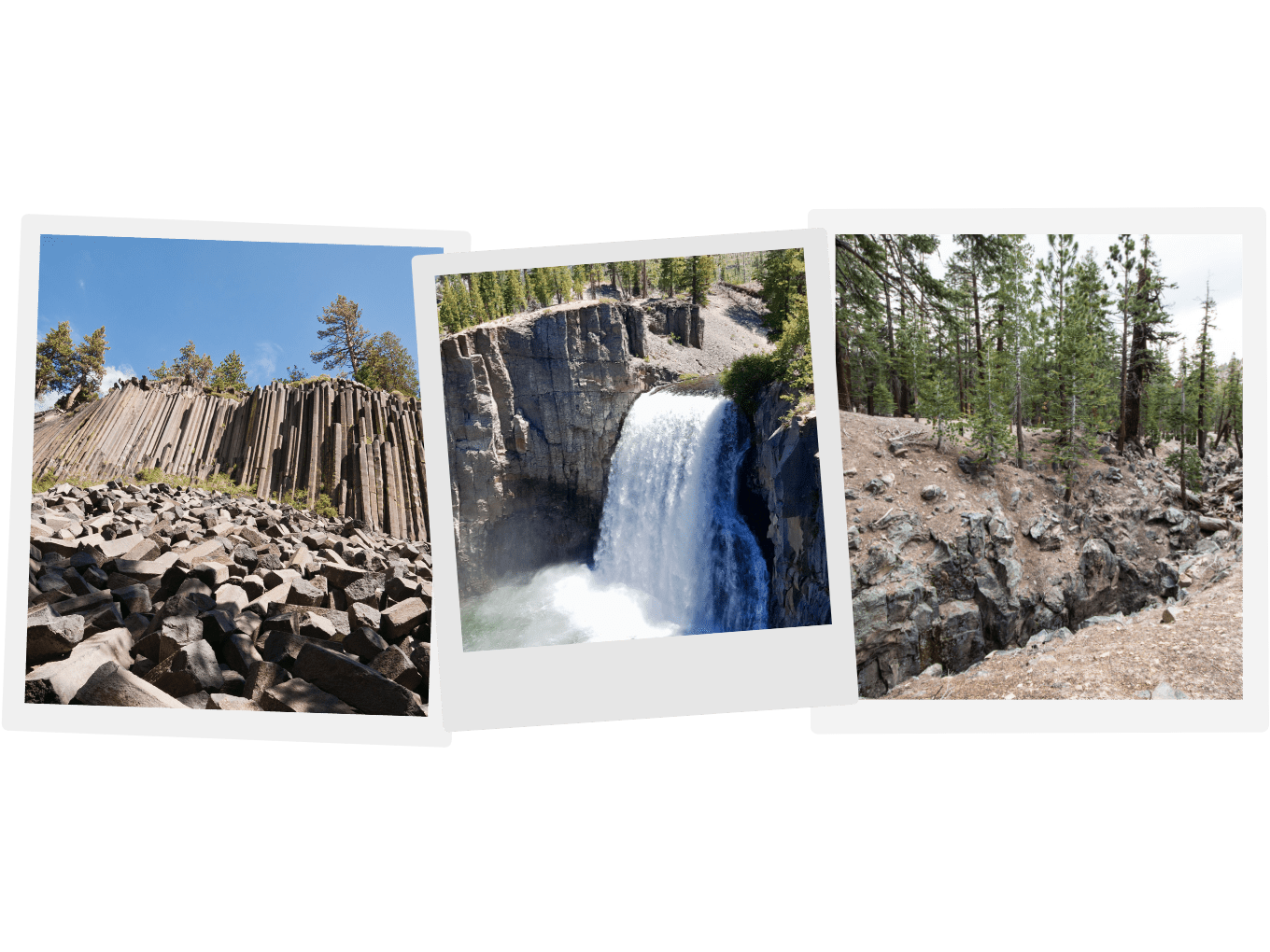 Devils Postpile | Mammoth Lakes Attractions