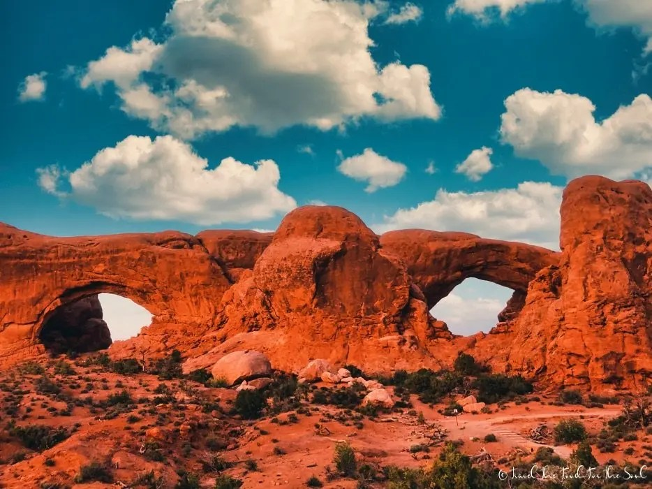 The Windows | The Ultimate Guide To Arches National Park