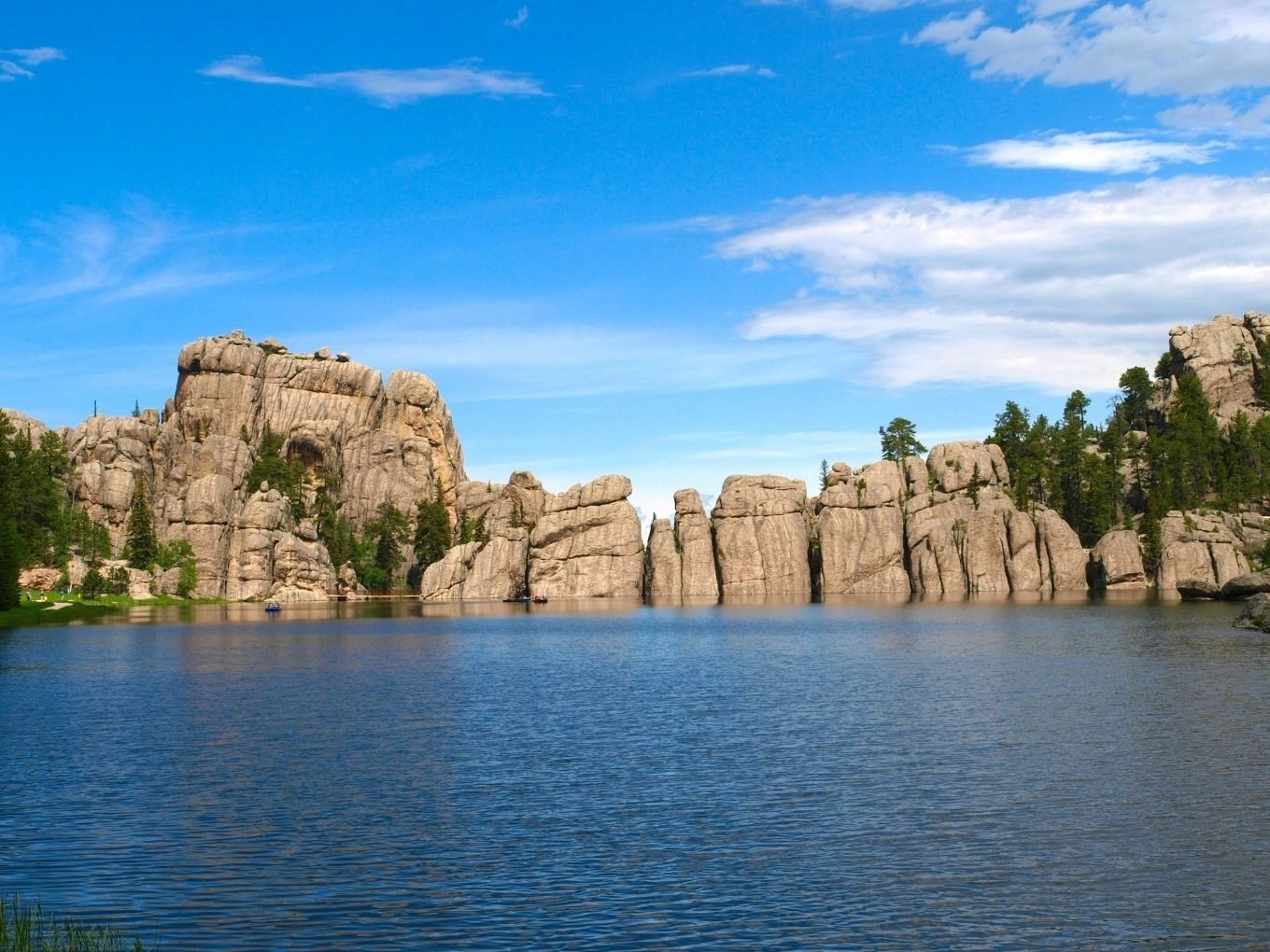 Hiking In Custer State Park