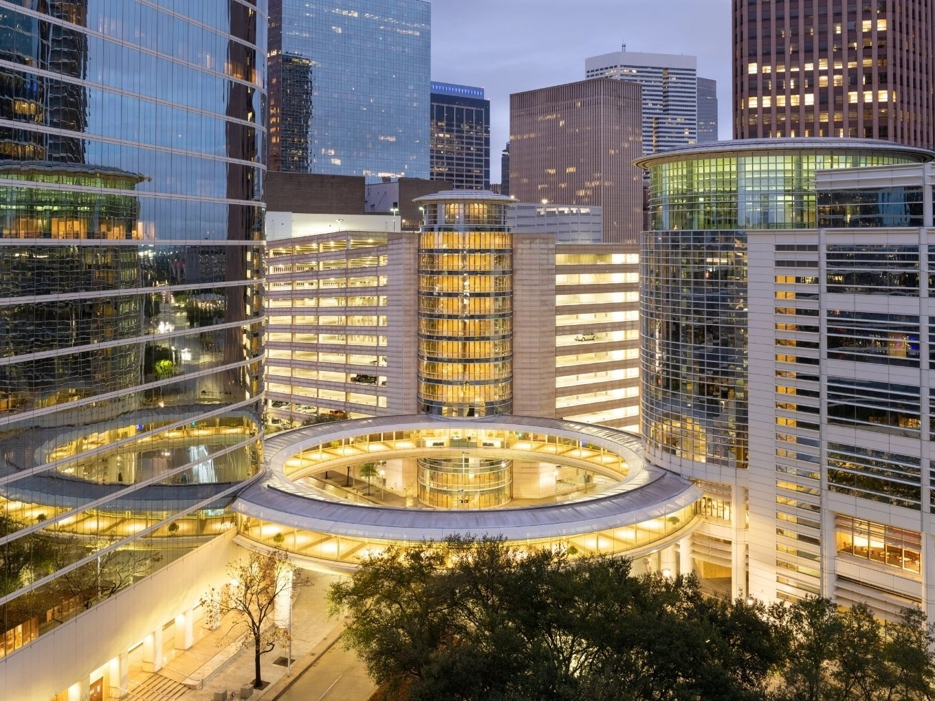 Lodging & Dining In Houston