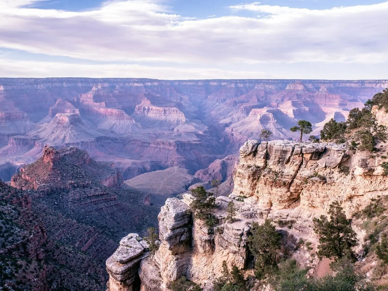 Maricopa Point overlook | Grand Canyon South Rim