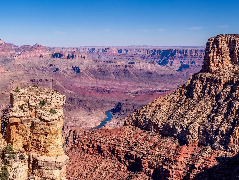 Moran Point | Grand Canyon South Rim